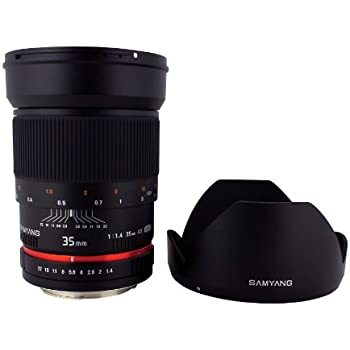 Samyang SY35M-P 35mm F1.4 Lens for Pentax