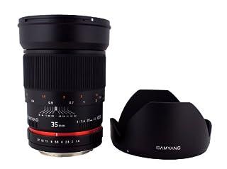 Samyang SY35MAE-N 35mm F1.4 Lens for Nikon AE (B006MI1VFM) | Amazon price tracker / tracking, Amazon price history charts, Amazon price watches, Amazon price drop alerts