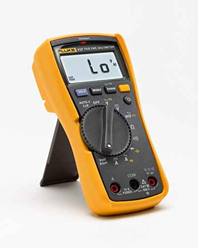 Fluke 117 Electricians True RMS Multimeter by Fluke (Image #4)