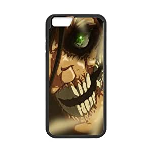 Attack On Titan iPhone 6s 4.7 Inch Cell Phone Case Black Classical
