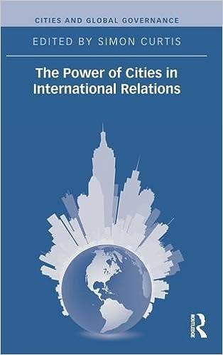 Descargar Utorrent The Power Of Cities In International Relations Formato PDF Kindle