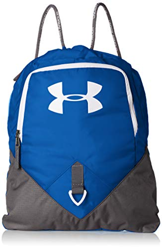 Under Armour 1261954  Undeniable Sackpack, Royal/Graphite, One ()