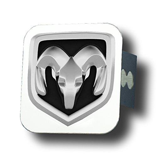 Au-TOMOTIVE GOLD TRAMOEMC Hitch Plug with RAM Logo