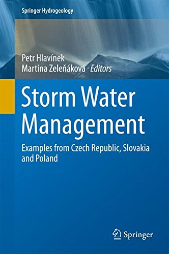 Storm Water Management: Examples from Czech Republic, Slovakia and Poland (Springer Hydrogeology)