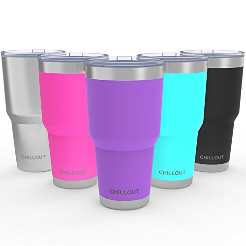 Stainless Steel Tumbler Splash Sliding
