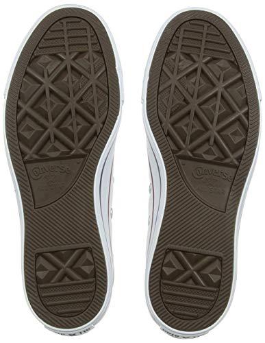 adulto Sneaker Bianco Converse Star Unisex Canvas Ottico All Hi ZIqPIgY