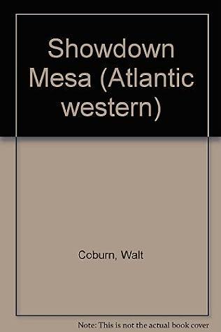 book cover of Showdown Mesa
