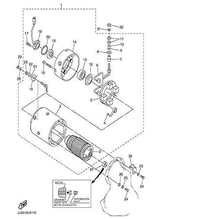 Amazon Com Fat Dragon Golf Hitachi Motor Brush Kit Brush