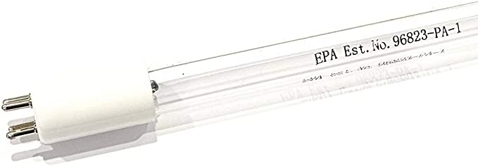 LSE Lighting UV Bulb Lamp 20W for Laguna Pressure Flo Filter 2100 PT-1521