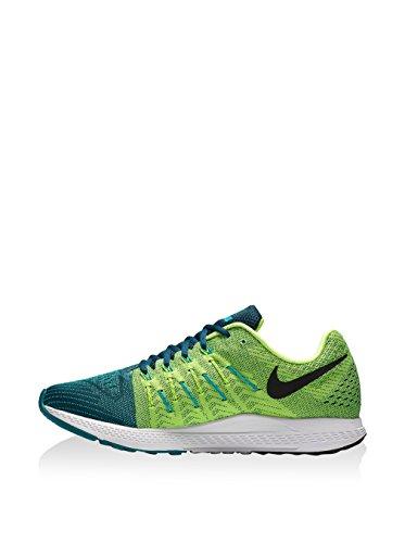 Nike Herren Air Zoom Elite 8 Laufschuhe Türkis (midnight turq/white-clear jade-volt)