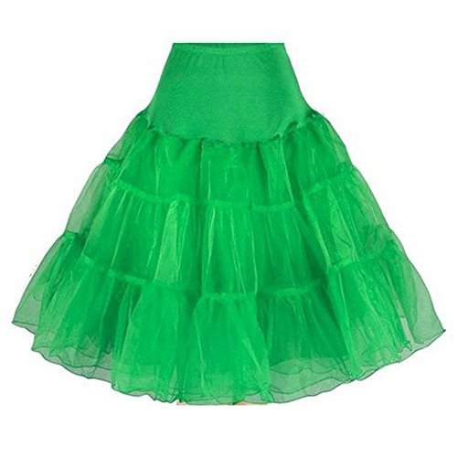 The Lindy Hop Costumes (Petticoat Crinoline. Great petticoat skirt for poodle skirts, Petticoat dresses, Vintage dresses, or as Rockabilly Adult Tutu Skirt. 25