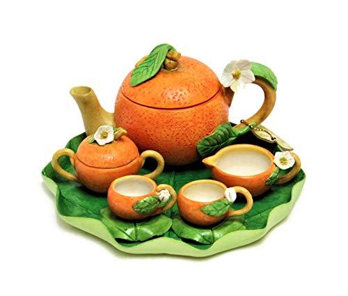 fruit design teapot - 9