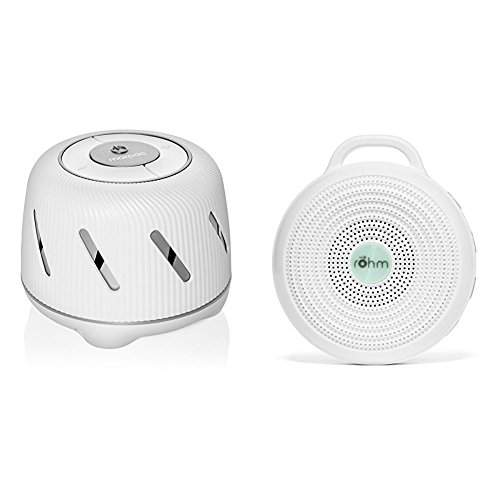 Marpac All-Natural White Noise Sound Machine Home and Away B