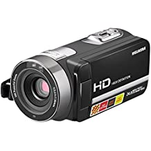 """WELIKERA Camera Camcorder, Remote Control Handy Camera, IR Night Vision Camcorder, HD 1080P 24MP 16X Digital Zoom Video Camcorder with 3.0"""" LCD and 270 Degree Rotation Screen"""