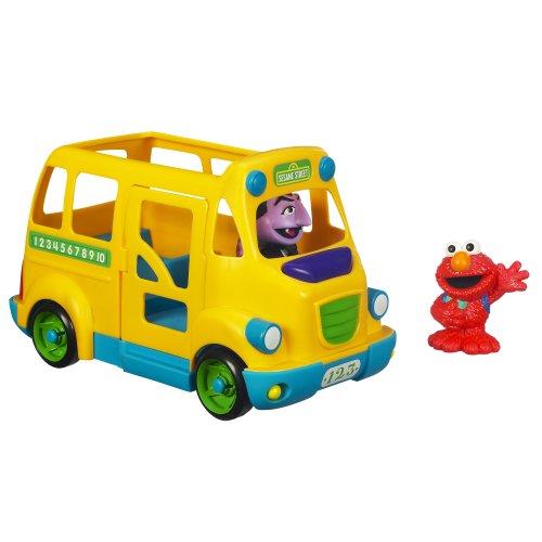 (Playskool Sesame Street School Bus)