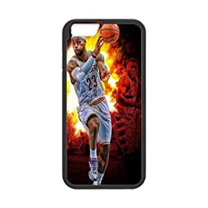 LeBron James HILDA0112316 Phone Back Case Customized Art Print Design Hard Shell Protection Iphone 6