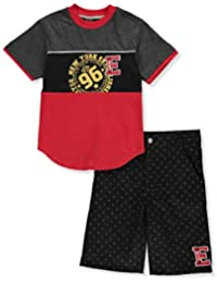 Boys 2-Piece Shorts Set Outfit