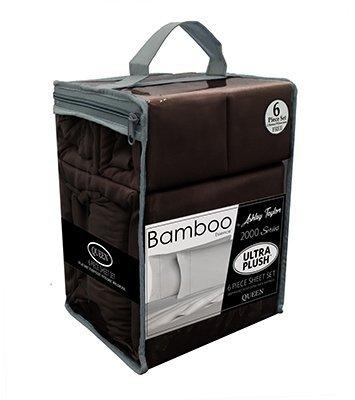 Bamboo Essence 2000 Series- Extra Soft-Wrinkle-Free, Deep Po