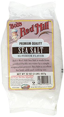 Bob's Red Mill Sea Salt -- 2 lbs