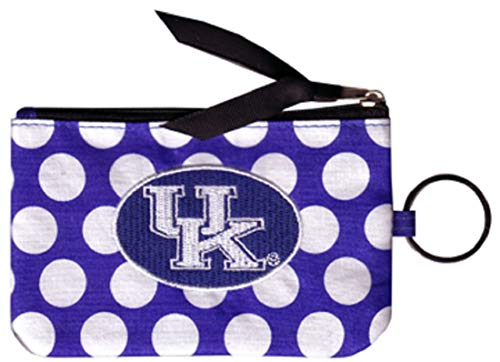 Jenkins Enterprises Kentucky Wildcats Keychain Coin Purse ()