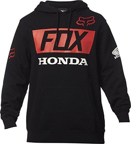 Racing Honda Fleece Pullover Sweatshirt