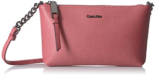 Calvin Klein Hayden Mercury Key Item Crossbody (Key Item Cross Body)