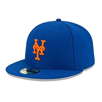 New Era New York Mets MLB Authentic Collection 59FIFTY On Field Cap NewEra