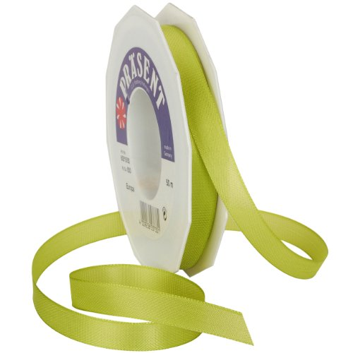 Morex Ribbon Europa Taffeta Ribbon Spool, 5/8-Inch by 55-Yard, Lime