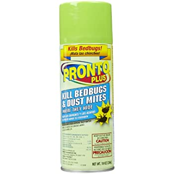 Pronto Spray for Bedbugs & Dust Mites-10 oz