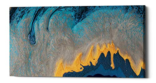 Epic Graffiti 'Kahuna' by Alicia Ludwig Giclee Canvas Wall Art, 60