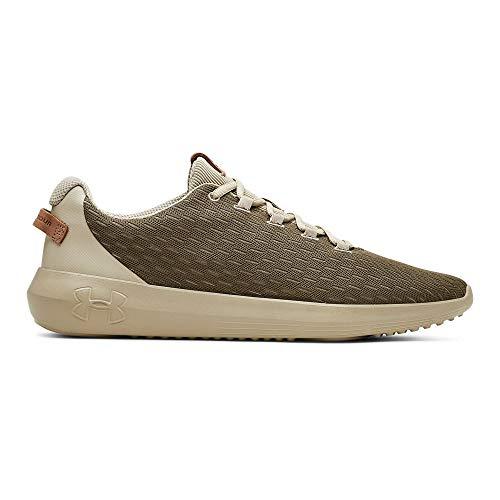 - Under Armour Men's Ripple Elevated Sneaker, Khaki Base (200)/Silt Brown, 13 M US