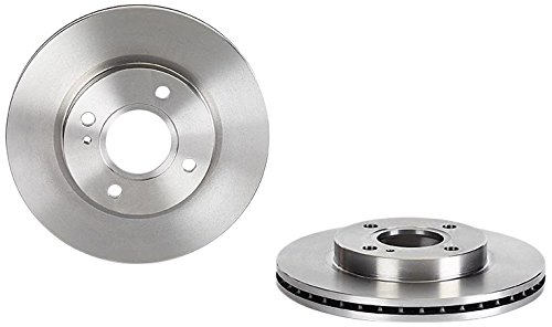 Brembo 09.A968.24 Front Brake Disc Set of 2