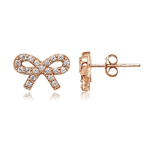 Sterling Silver Cubic Zirconia Earrings product image