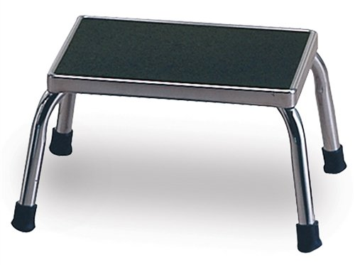 Step Stools - Standard, Single Step, No Handrail