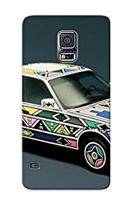 New Special Design Shatterproof RkODTdE1341VnszR Case For Galaxy S5 (bmw Artcars (23)) For Lovers by supermalls
