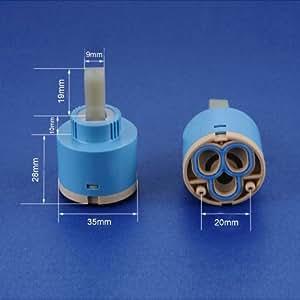 Amazon.com: Wovier Replacement Single Handle Faucet