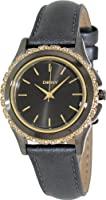 DKNY Brooklyn Gunmetal & Gold with Crystals Women's watch #NY8703 from DKNY