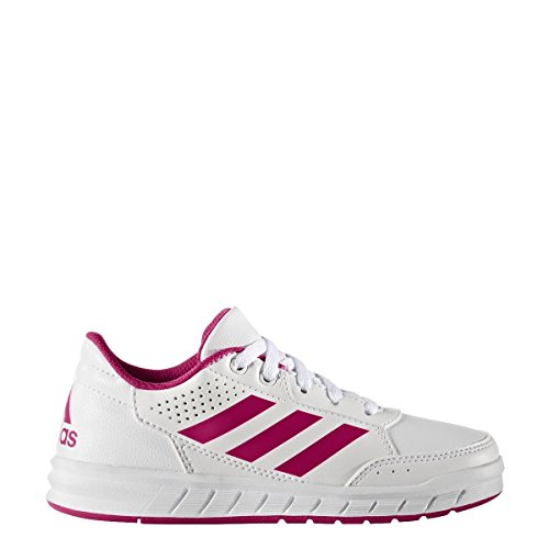 adidas Altasport K, Zapatillas de Deporte Unisex Niños Blanco (Ftwbla/Rosfue/Ftwbla 000)