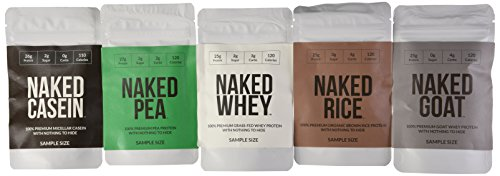 Naked Nutrition Sample Pack &#...