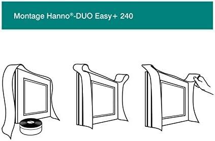 Hanno Duo Easy 25m lang Folienband Fensteranschlussband Fensterband 75mm breit