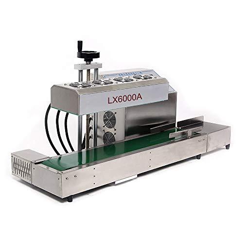 Masterandy Automatic Induction Sealer Bottle Cap Sealing Machine Continuous Induction Sealing Machine 110V