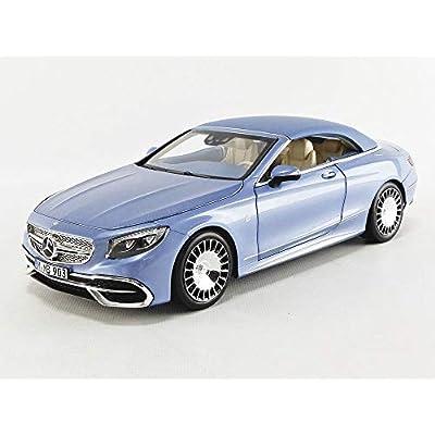Norev 183471 Collectible Miniature Car Metal Blue: Toys & Games