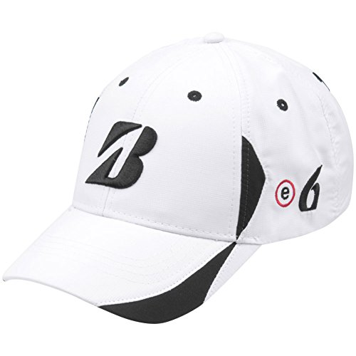 bridgestone-e6-performance-caps-white-one-size-fits-most