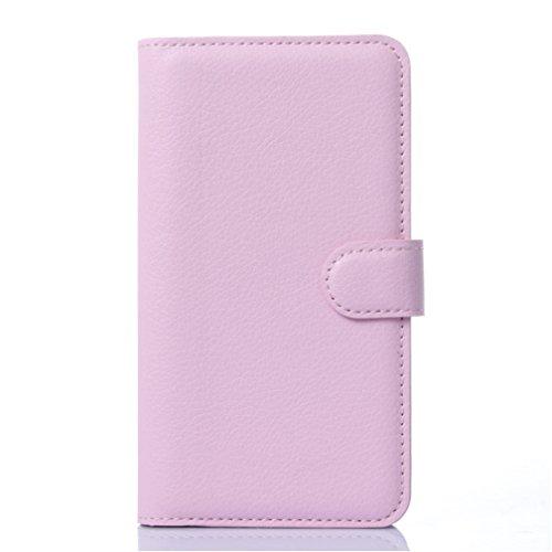 Funda MEIZU MX4 Pro,Manyip Caja del teléfono del cuero,Protector de Pantalla de Slim Case Estilo Billetera con Ranuras para Tarjetas, Soporte Plegable, Cierre Magnético E