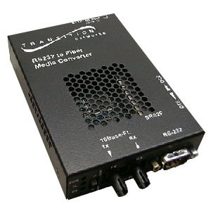 (Transition Stand-Alone - Short-haul modem - 9 pin D-Sub (DB-9) / SC single mode - up to 12.4 miles - 1310 nm)