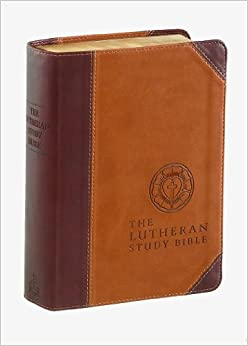 Book Lutheran Study Bible-ESV-Compact