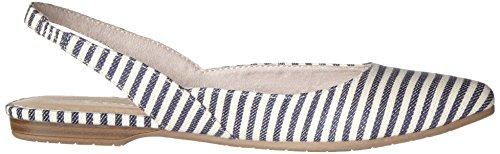 874 Bout Femme navy Sandales Noir Ouvert Tamaris 29406 Stripes Multicolore 36 Eu z1PqAA