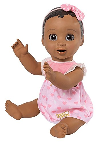 Luvabella African Doll