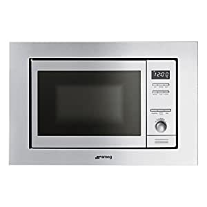 Smeg MI20X-1 Integrado 20L 800W Acero inoxidable ...