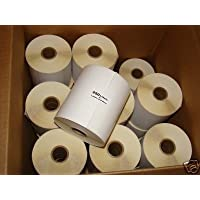 18 Rolls of 750 4x2 Direct Thermal Labels Zebra Eltron